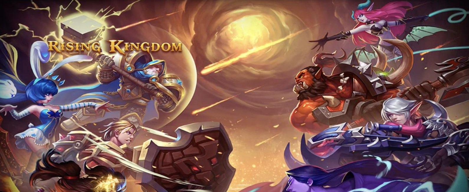 Rising of Kingdom hack