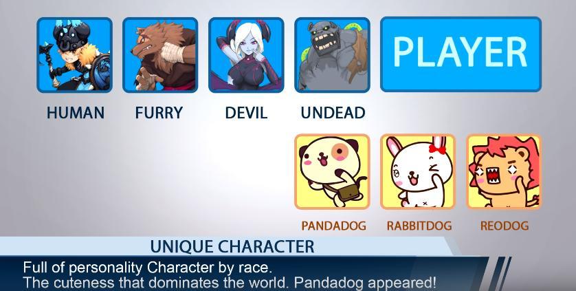 Road of Hero tutorial