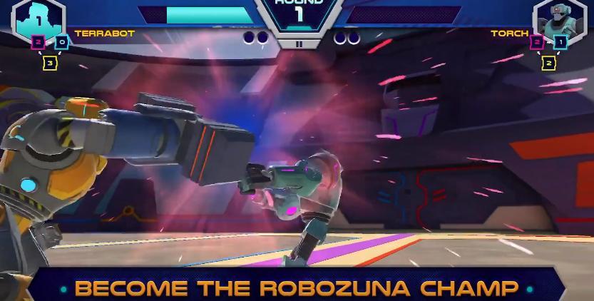 Robozuna tutorial