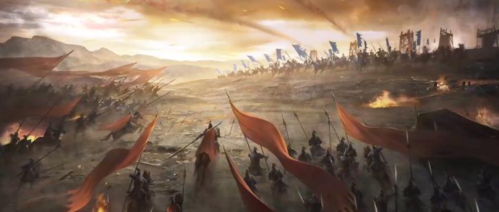 Romance of the Three Kingdoms tutorial