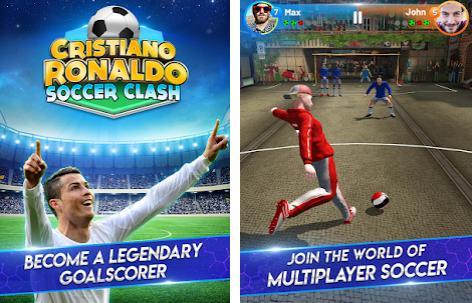 Ronaldo Soccer Clash hack