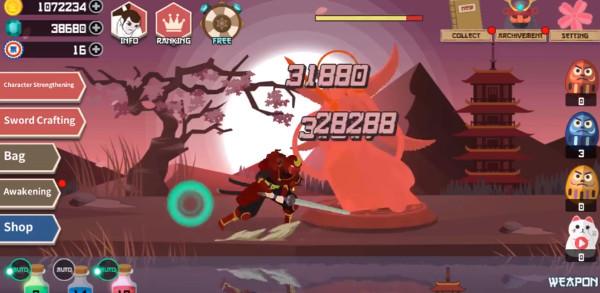 Samurai Kazuya hack tools