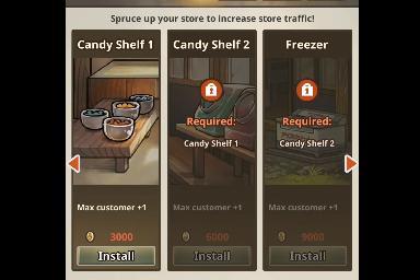 Showa Candy Shop 3 tips