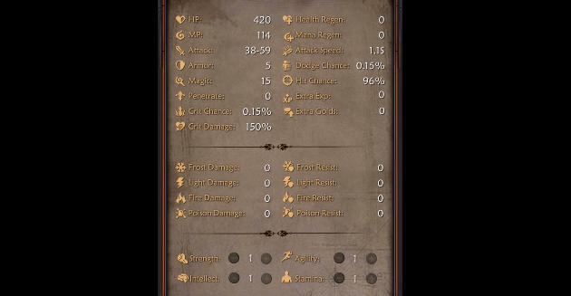 Sniper hell king of Dark tips