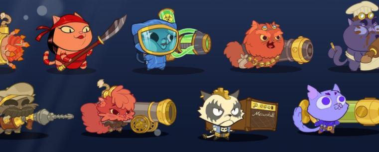 Steam Cats wiki