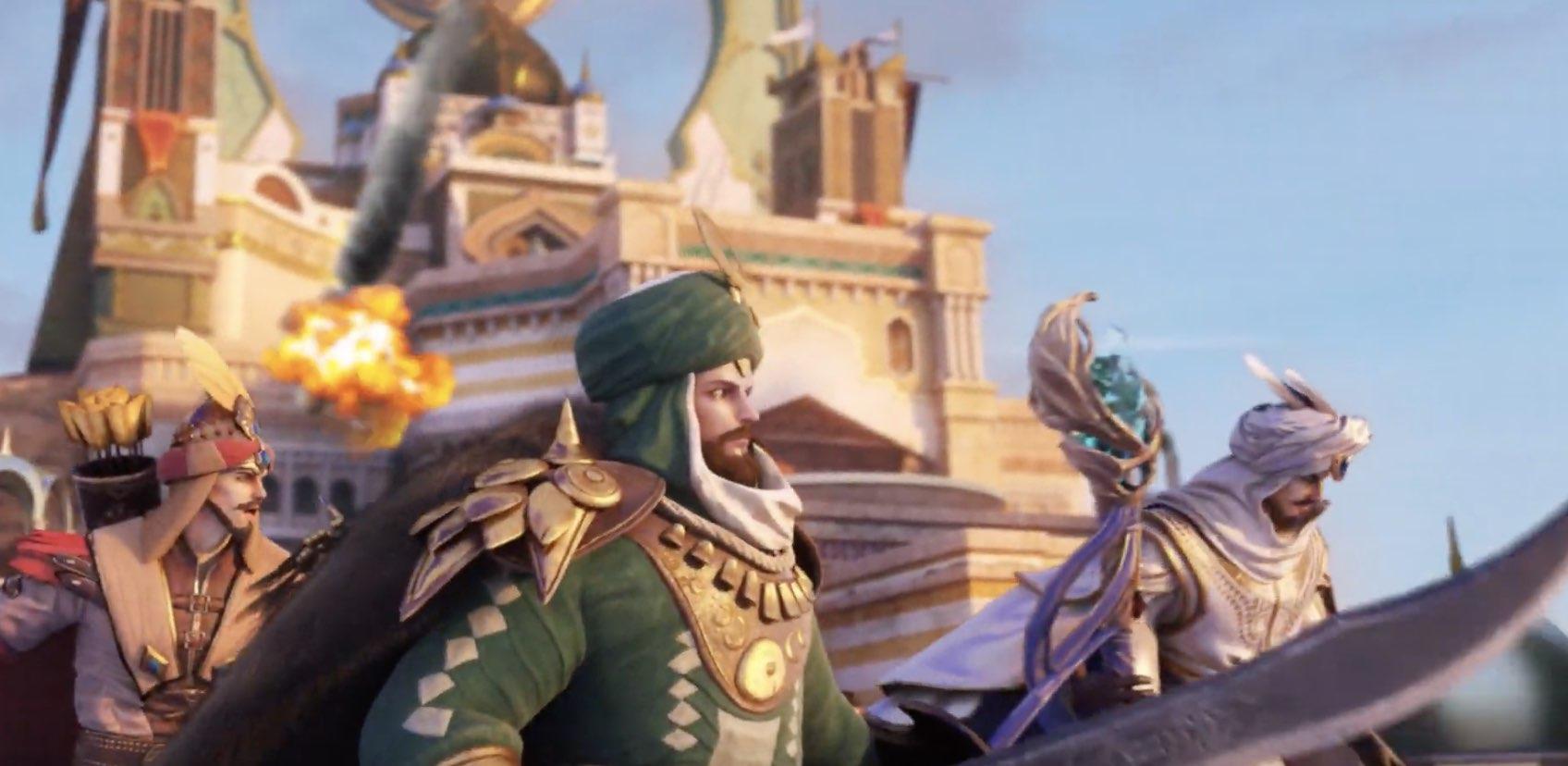 Sultan Forces hack