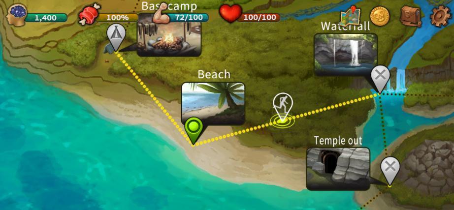 Survival & Escape Island tips