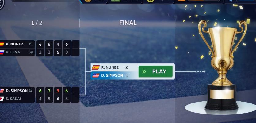 Tennis Manager 2019 tutorial