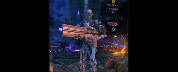 Terminator genesys: future war – gift codes