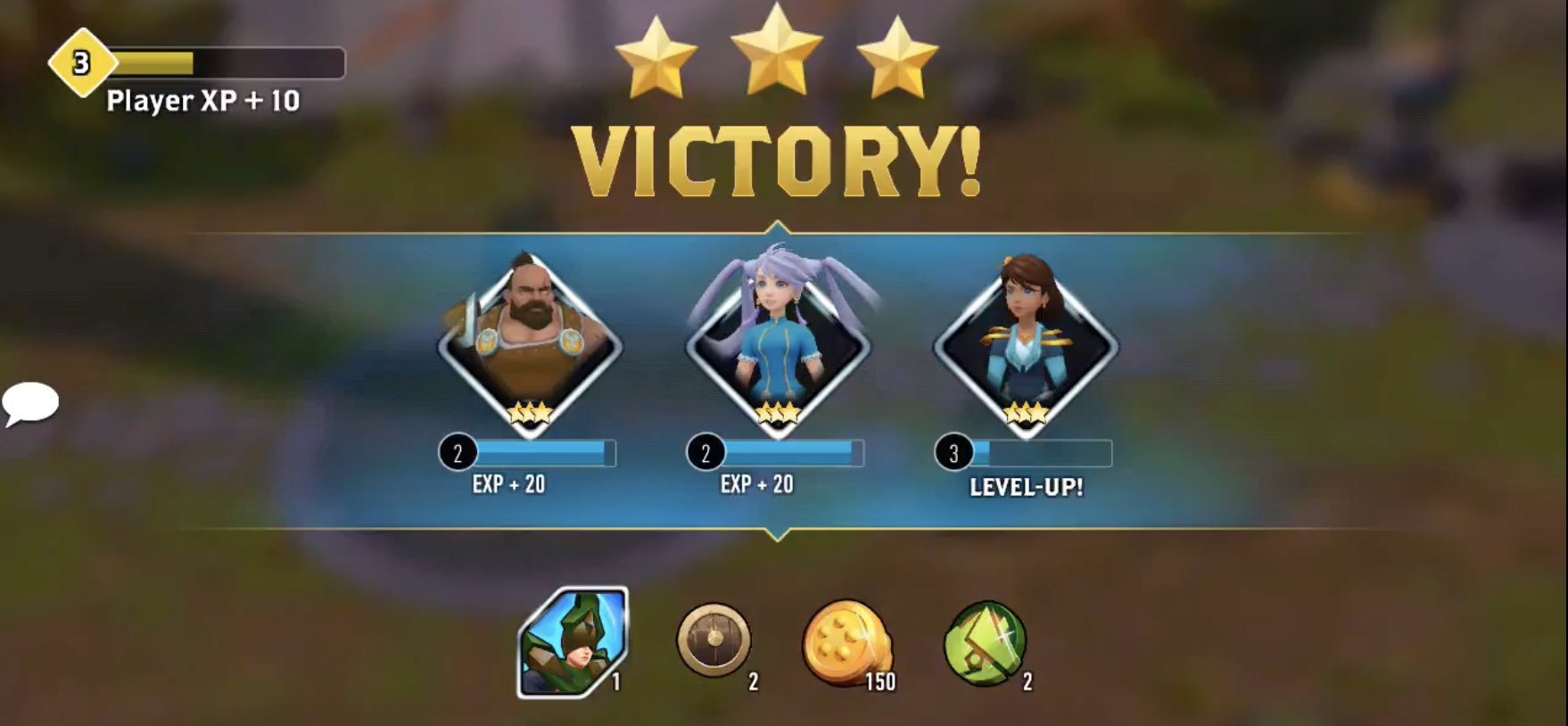 The Chosen Legions tutorial