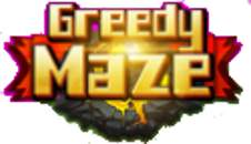 the greedy maze hack logo