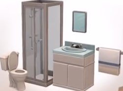 The Sims Mobile  Bathroom tips