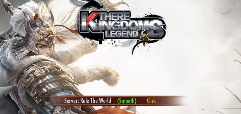 Three Kingdoms Legend hack