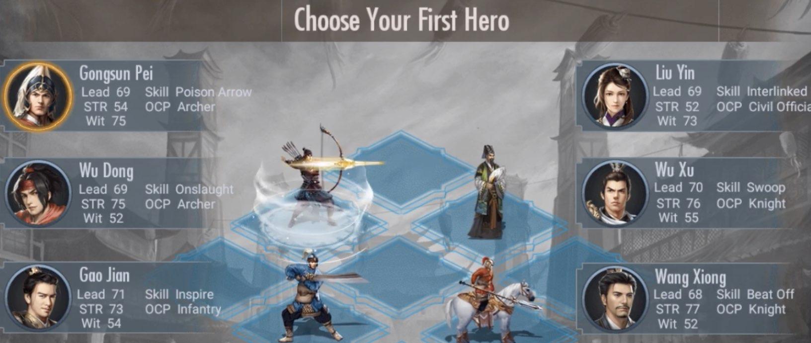 Three Kingdoms Legend wiki