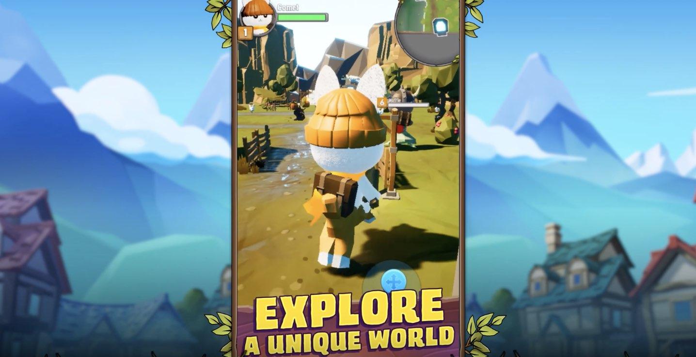 Village World tutorial