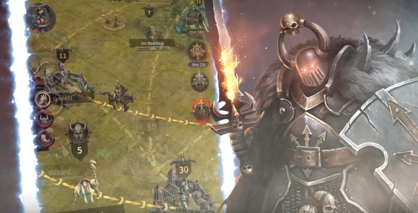 Warhammer Chaos Conquest tips