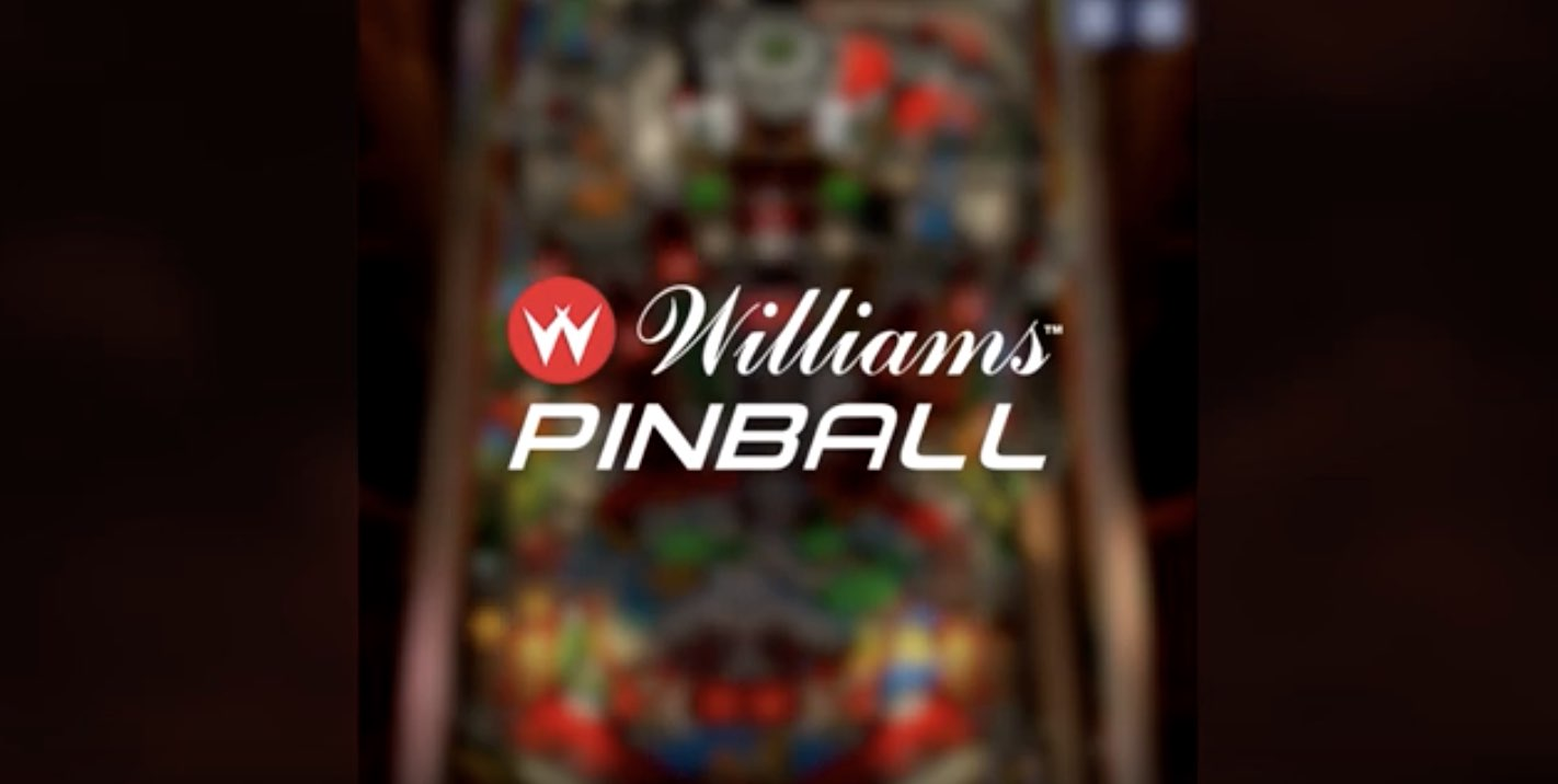 Williams Pinball hack