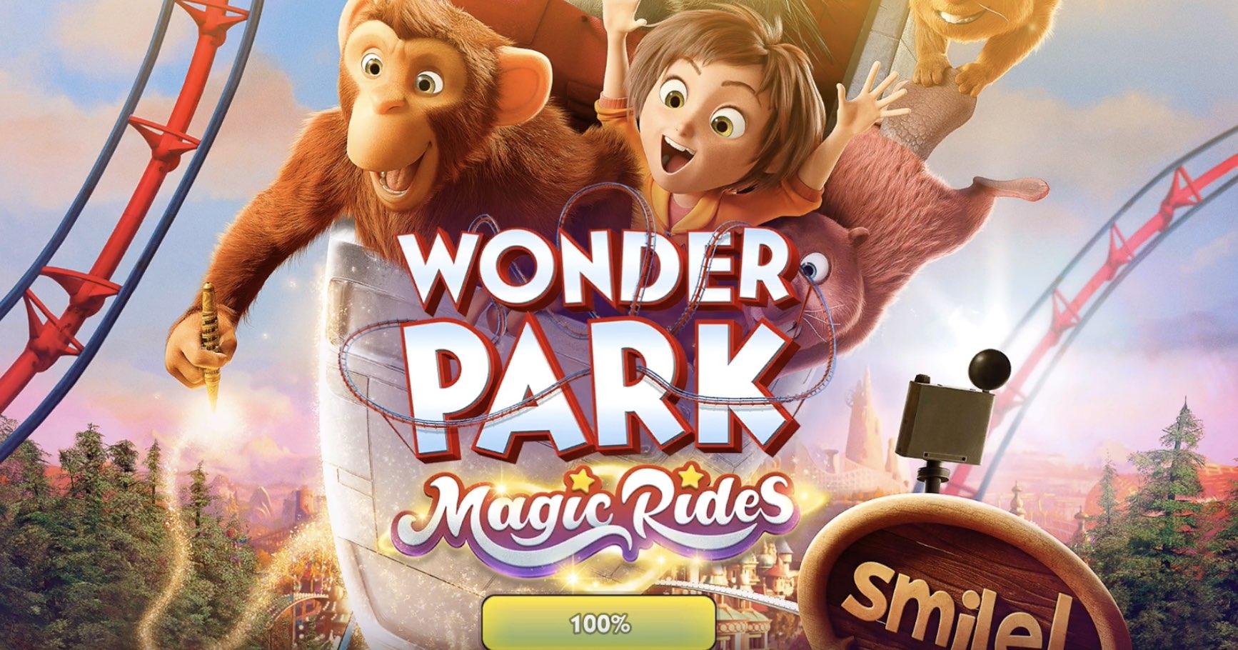 Wonder Park Magic Rides hack