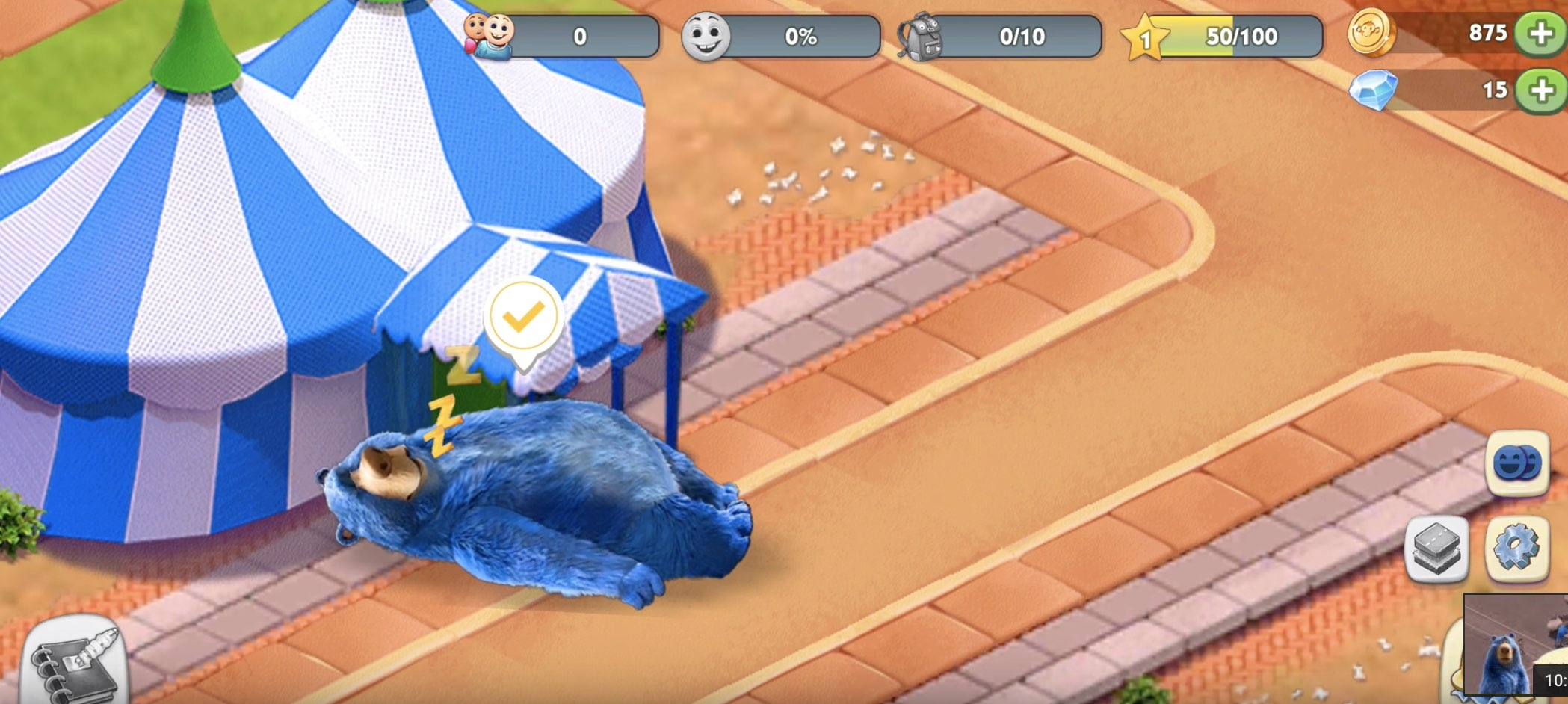 Wonder Park Magic Rides hack relics