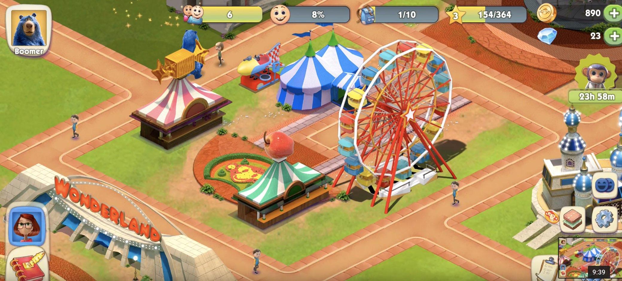 Wonder Park Magic Rides tutorial