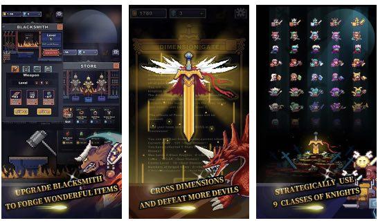 Infinite Knights Classic wiki