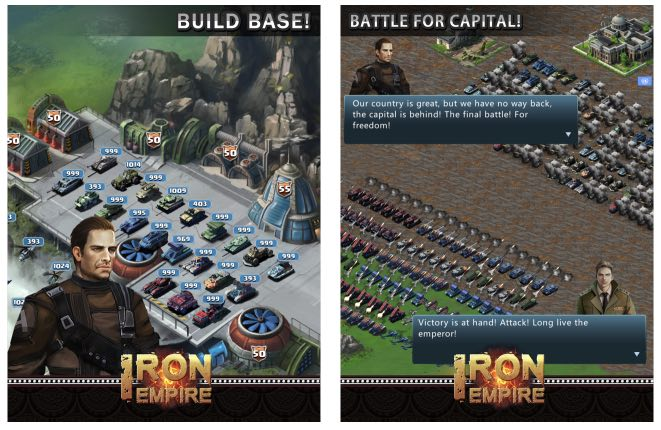Iron Empire 2 tips