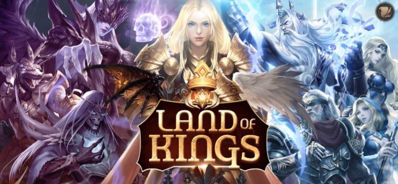 Land of Kings hack month card