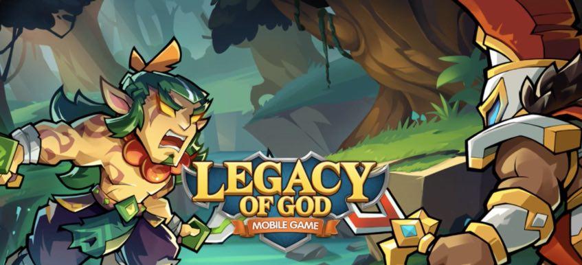 Legacy of God hack