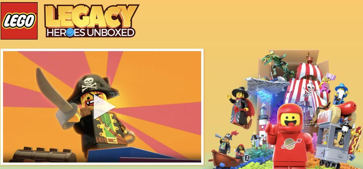 LEGO Legacy Heroes Unboxed hack