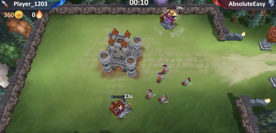 Leprica Castles Races hack credits