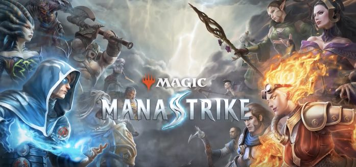 Magic ManaStrike hack