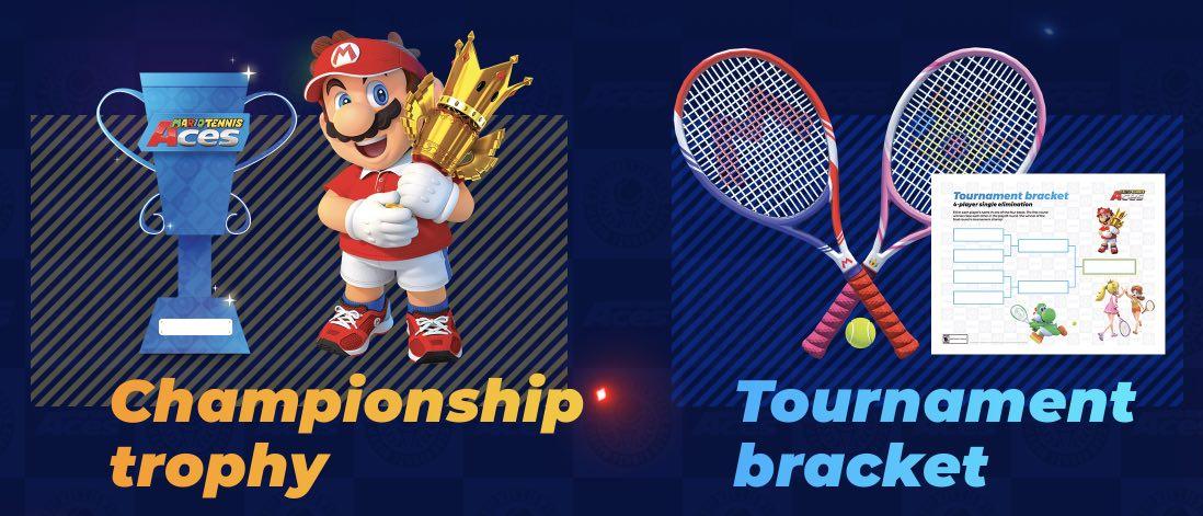 Mario Tennis Aces tips to repair
