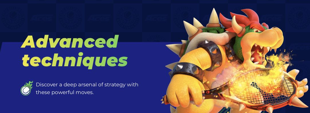 Mario Tennis Aces hack month card