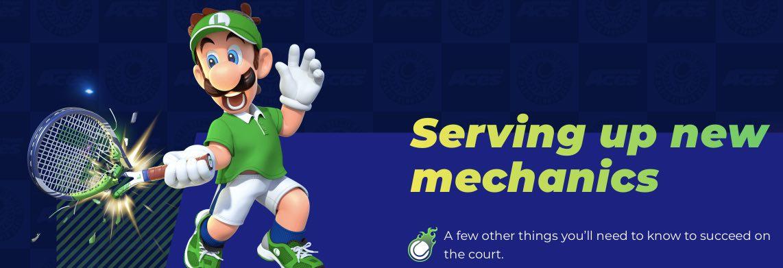 Mario Tennis Aces wiki