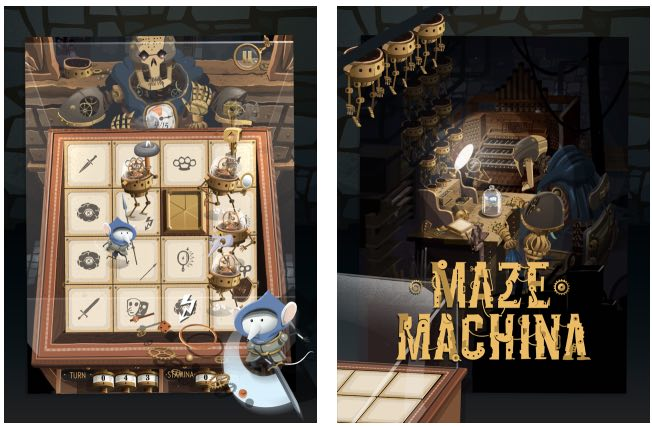 Maze Machina hack