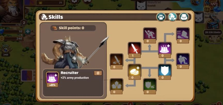 Million Lords tips to repair