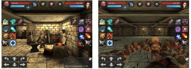 Moonshades Dungeon Crawler wiki
