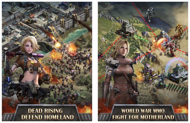 Mutants War tips