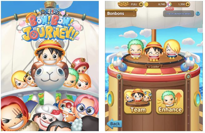 ONE PIECE BON JOURNEY hack