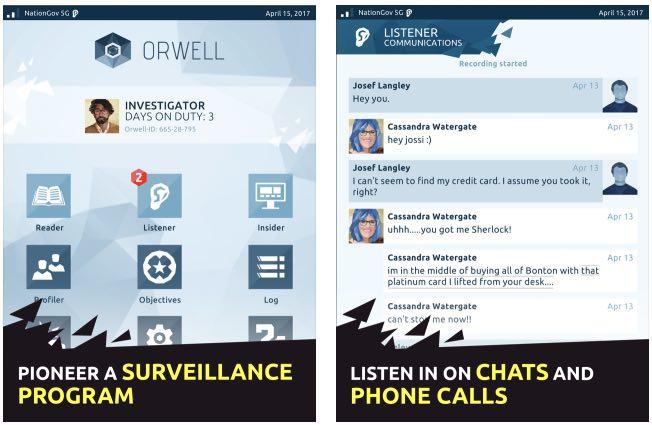 Orwell hack