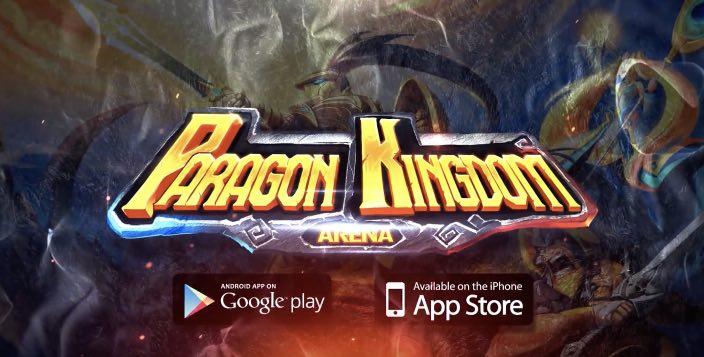 Paragon Kingdom Arena wiki
