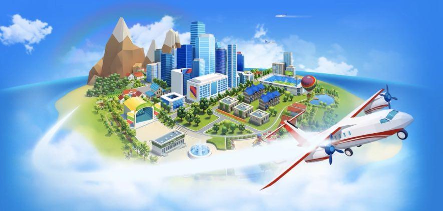 Plane City tips to repair