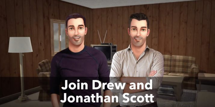 Property Brothers Home Design hack free download