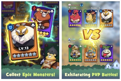 Puzzle & Knight hack month card