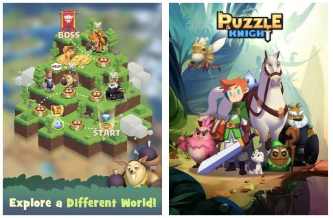 Puzzle & Knight wiki