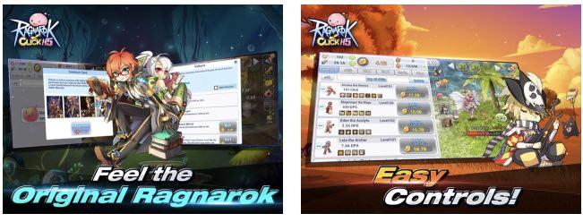 Ragnarok ro click h5 hack