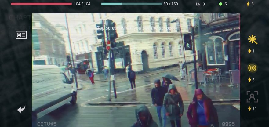 Recontact London hack