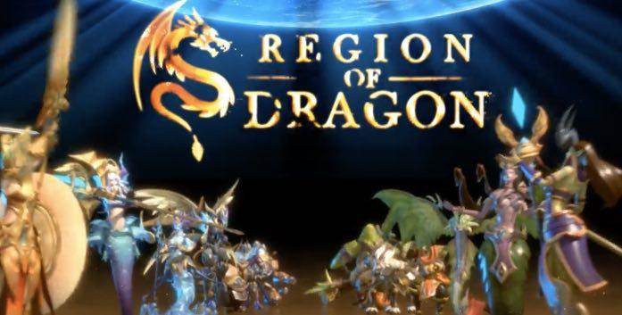 Region of Dragon tips