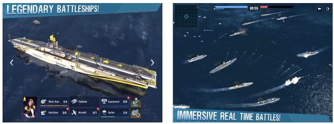 Rise of Fleets wiki