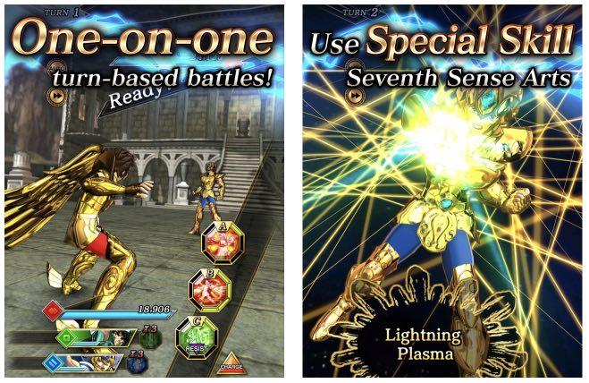 Saint Seiya Shining Soldiers wiki